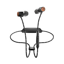 Black Uplift 2,  Wireless BT Earphones, by House of Marley