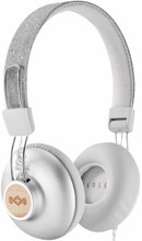 Silver Positive Vibrations 2, Wireless Headphones, By The House of Marley