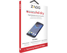 ZAGG InvisibleShield, HD GLASS , Case Friendly, Impact & Scratch Protection, Samsung Galaxy S7