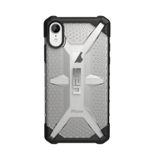 UAG, Plasma Series , Case for iPhone Xr , Clear/Black (Ice)