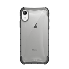 UAG, Plyo Series , Case for iPhone Xr, Clear/Grey (Ice)