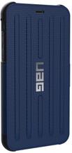 UAG,  Folio Series , Case for iPhone Xr, Blue/Black (Cobalt)