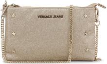 Versace Jeans, Clutch Bag, with removable shoulder strap, Beige