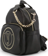 Versace Jeans, Backpack, front Big logo , Black
