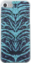 Pantigre by Christian Lacroix - Fashion Case for iPhone 8/7 (Light Blue)