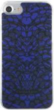 Pantigre by Christian Lacroix - Fashion case for iPhone 8/7 (Navy Blue)