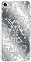 Metallic Paseo by Christian Lacroix - Fashion Case for iPhone 8/7 (Silver)