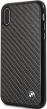 BMW , Case for  iPhone Xs/X ,  Real Carbon Fiber , Black