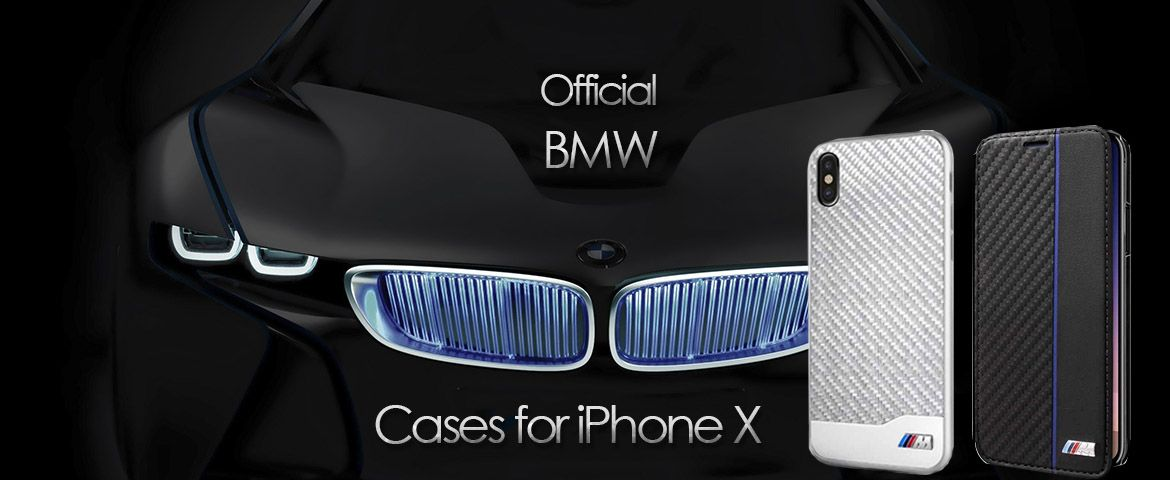 BMW Cases for iPhone X