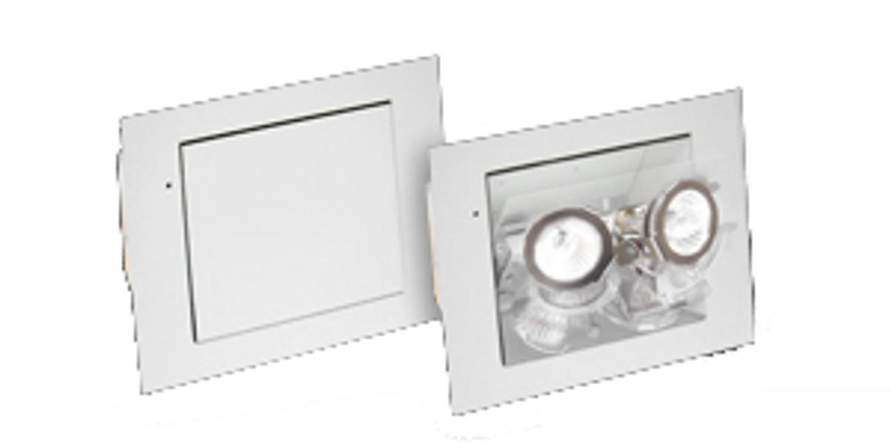 Flush mount recessed led emergency light recessed flush mount led emergency light housing aloadofball Choice Image