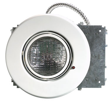 Recessed can emergency light recessed 6 can emergency light with 8 watt halogen lamp mozeypictures Gallery