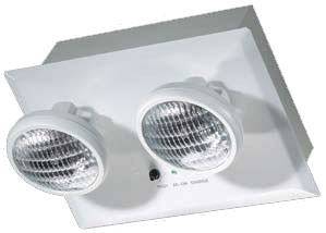 Recessed drywall emergency light recessed drywall emergency light with backbox aloadofball Choice Image