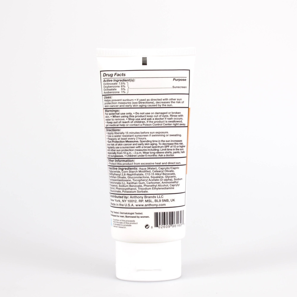 Anthony Day Cream SPF 30