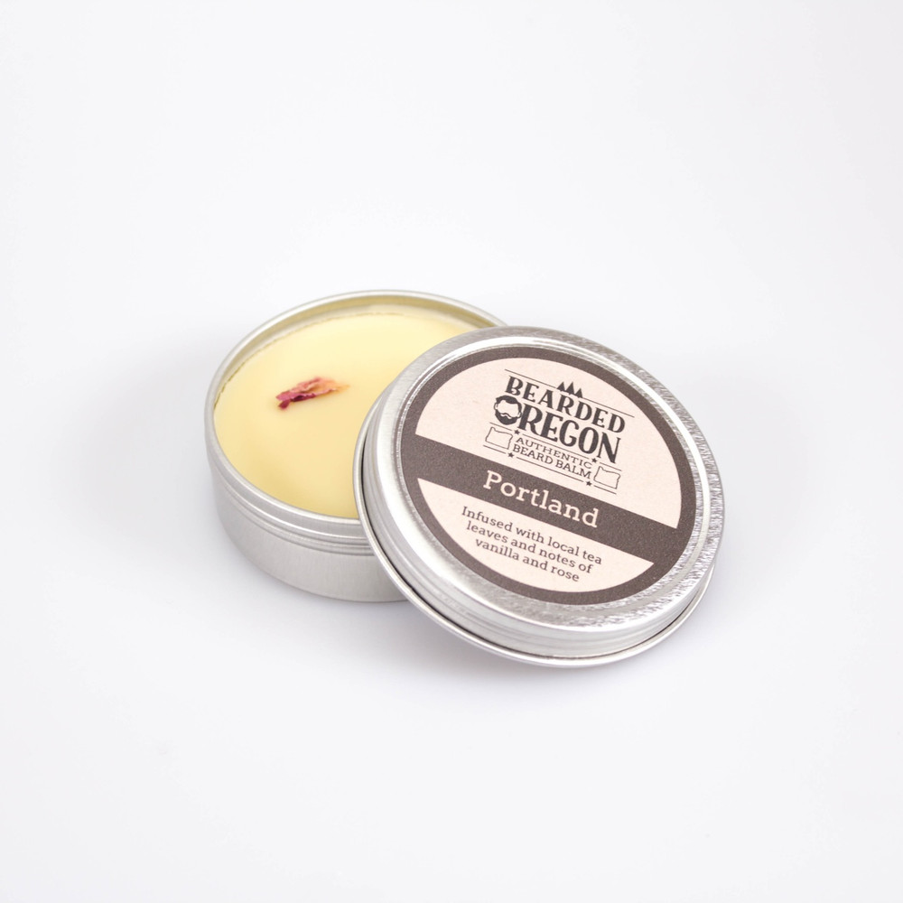 Bearded Oregon Portland Beard Balm