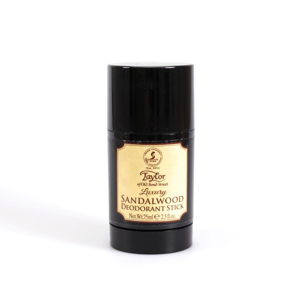 Taylor of Old Bond Street  Sandalwood Luxury Deodorant