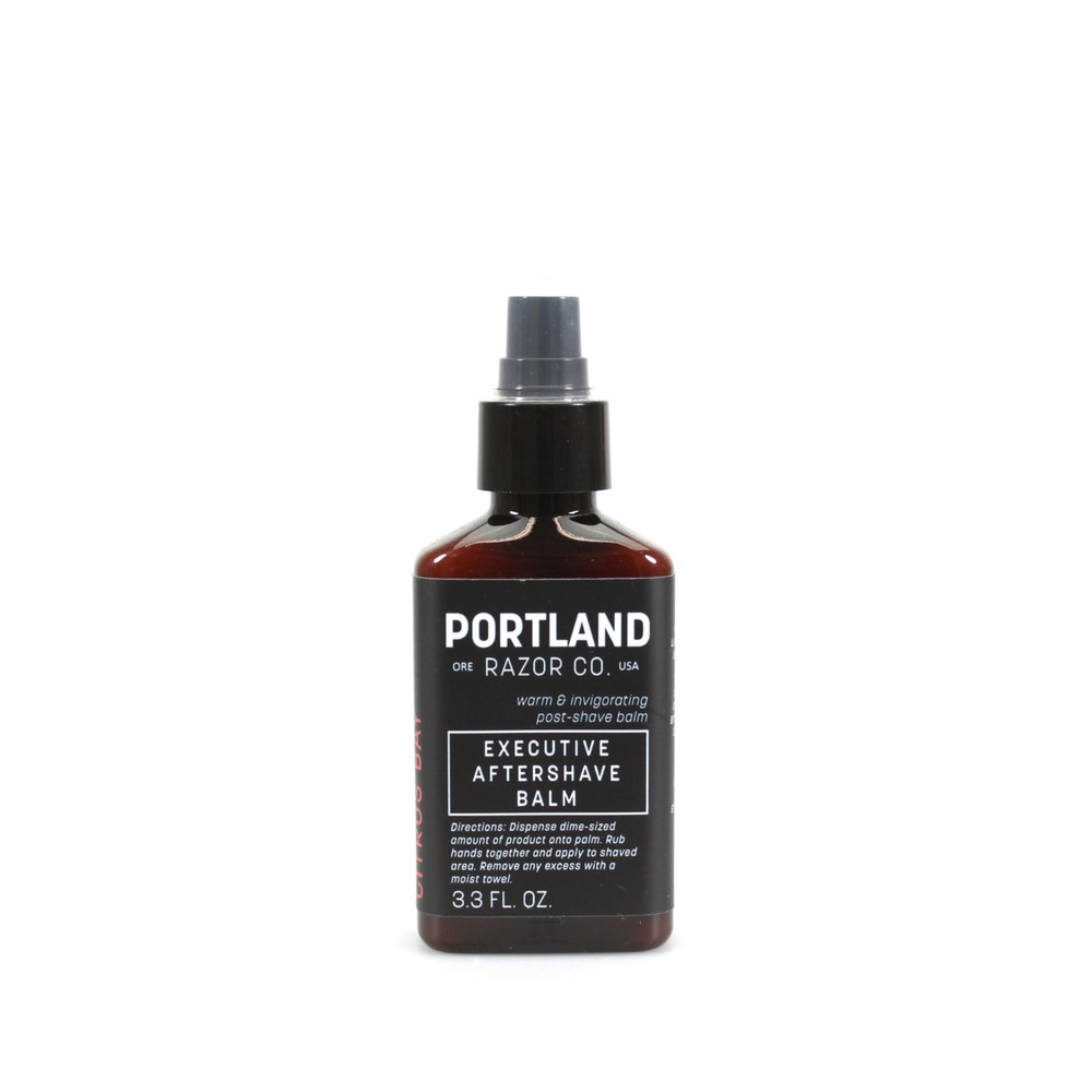 Portland Razor Company Executive After Shave Balm