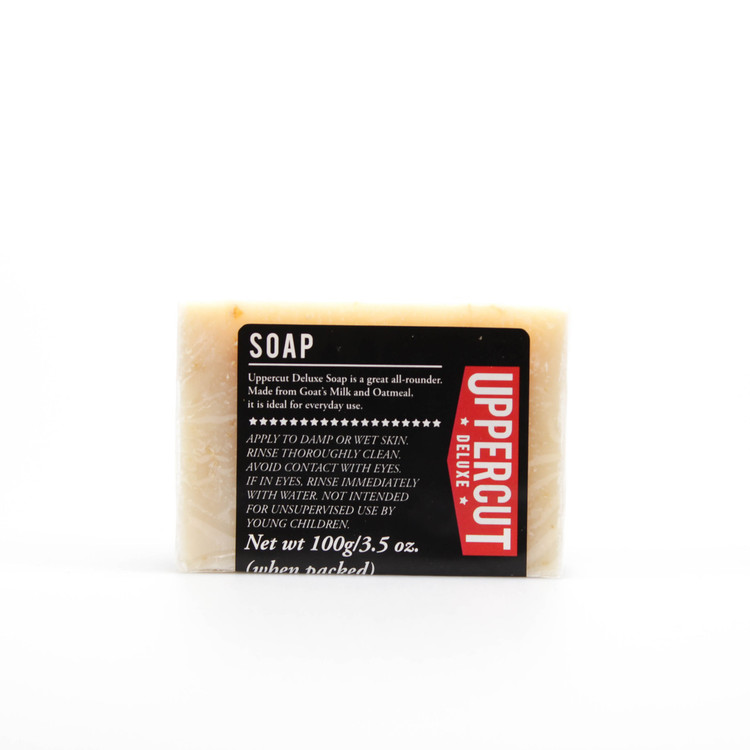 Uppercut Goats Milk Soap