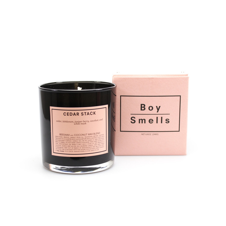 Boy Smells - Cedar Stack Candle