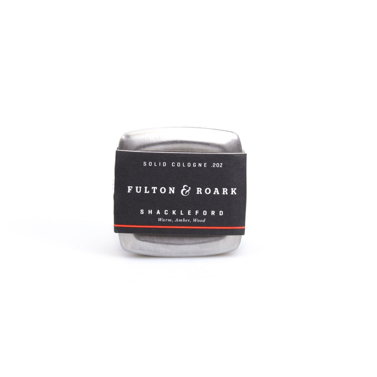 "Fulton & Roark ""Shackleford"" Solid Cologne"