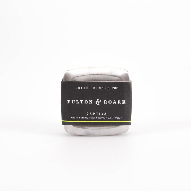 """Fulton & Roark """"Captiva"""" Solid Cologne"""