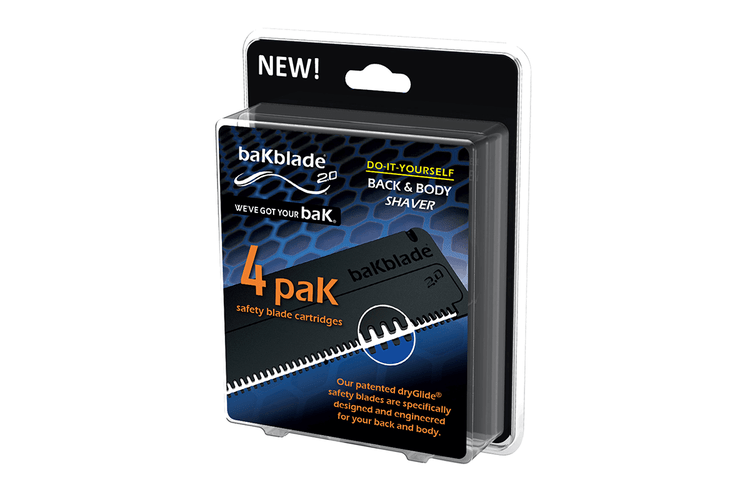 BakBlade 2.0 Blade Cartridge