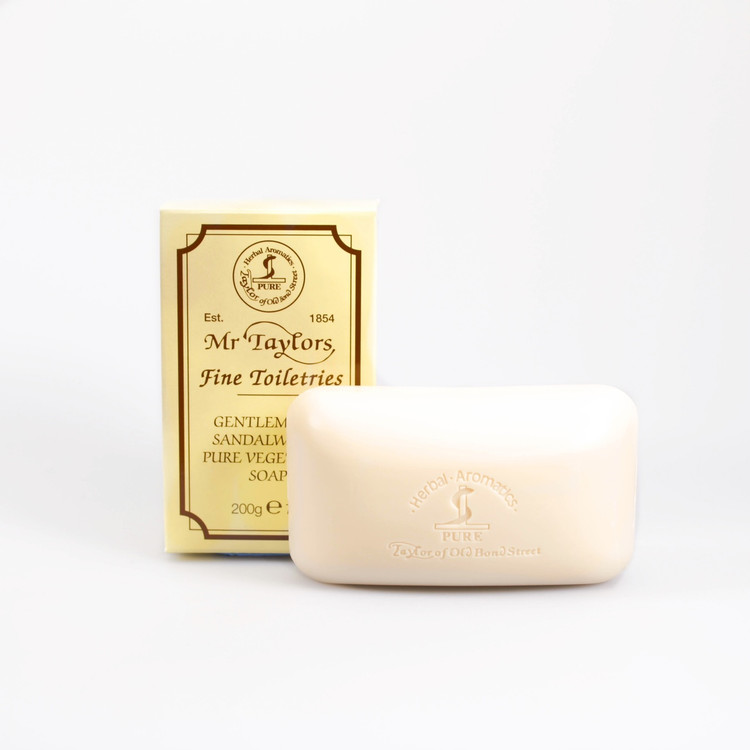 Taylor of Old Bond Street  Sandalwood Soap