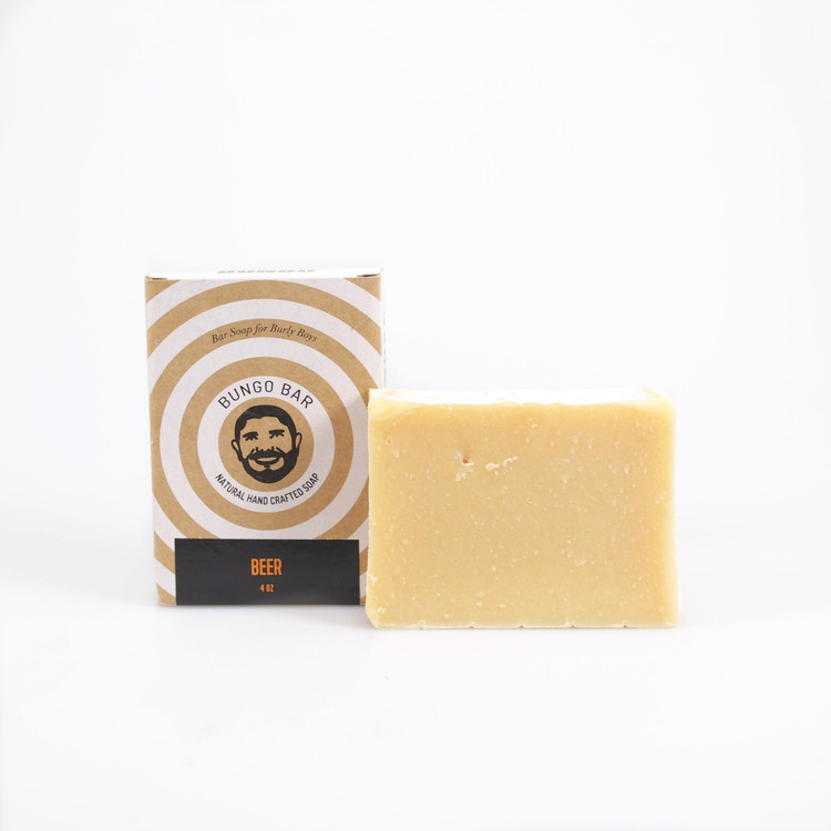 Bungo Bar - Beer Soap