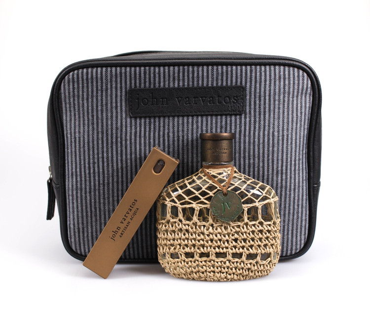John Varvatos Artisan Acqua Gift Travel Set