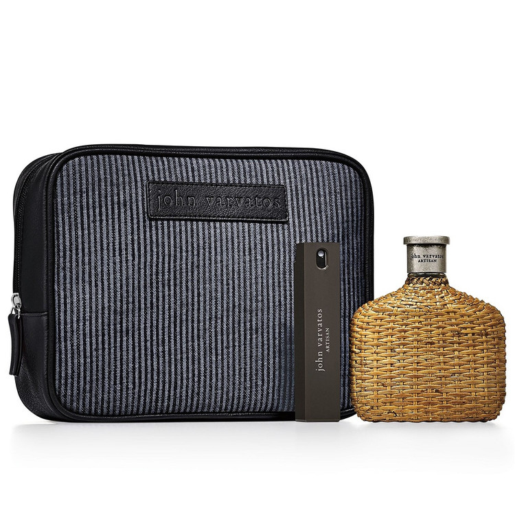 John Varvatos Artisan Gift Travel Set