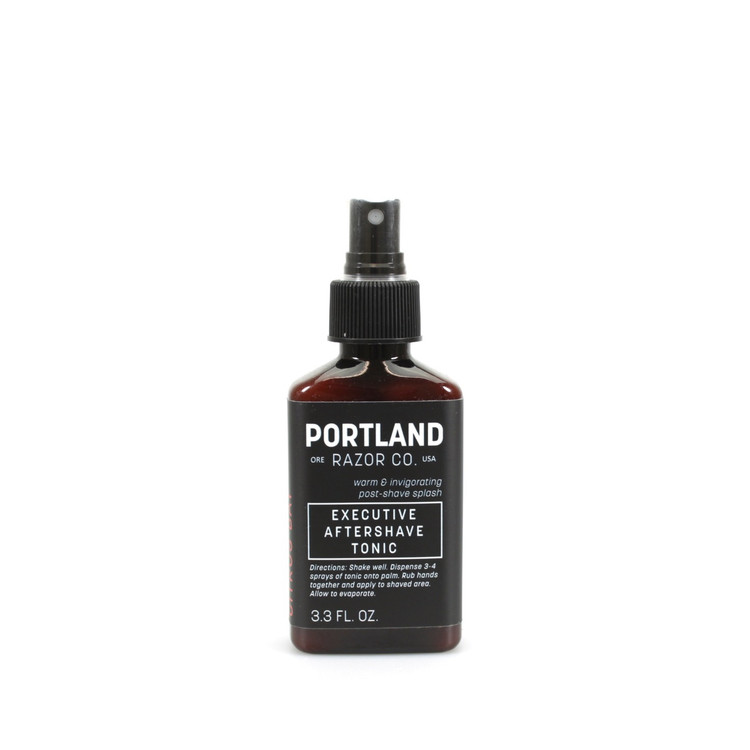 Portland Razor Company Executive After Shave Tonic