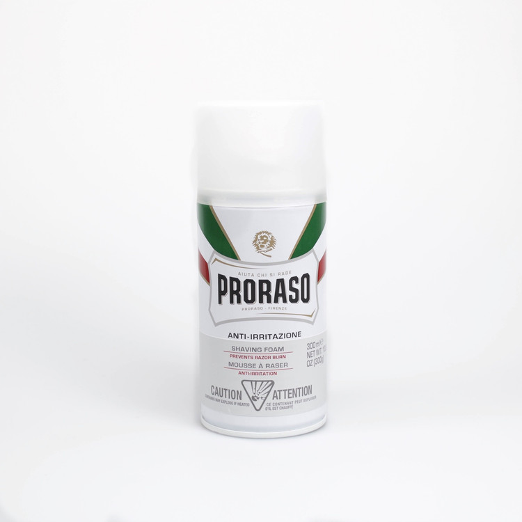 Proraso Sensitive Skin Shave Foam