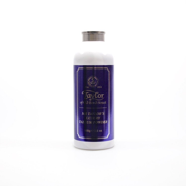 Taylor of Old Bond Street  Luxury Talcum Powder