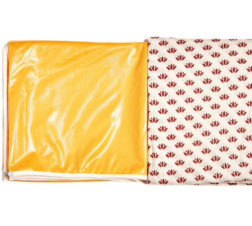 Blanket to Play Mat | Two Layer | Lotus Lullaby