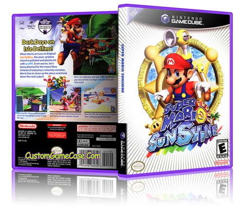 Super Mario Sunshine 64 Rom Hack