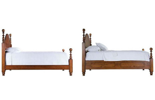 St. Lawrence Cannonball Bed | Gat Creek