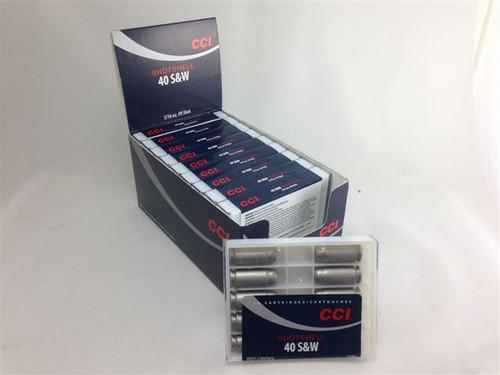 CCI Blazer Shotshell.40 S & W - 100pk Brick