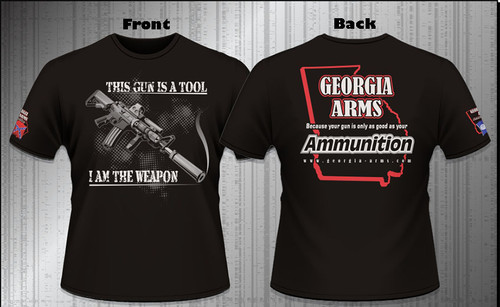 Georgia Arms T-Shirts_Tool