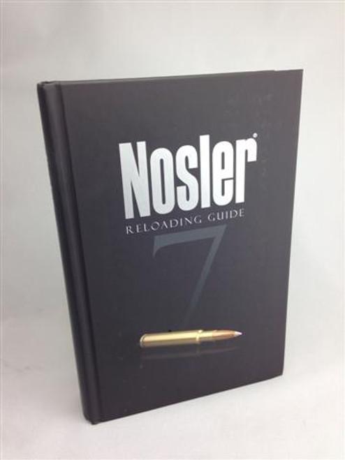 Nosler #7 Reloading Manual