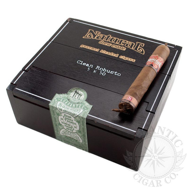 Drew Estate Natural Clean Robusto