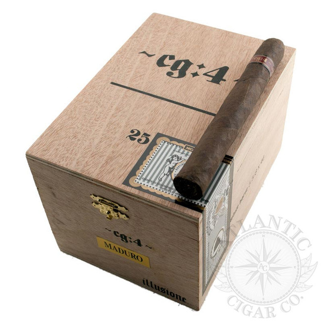Illusione Cg4 White Horse Maduro