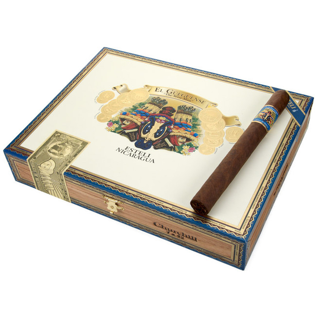 El Gueguense by Foundation Cigar Co. Churchill
