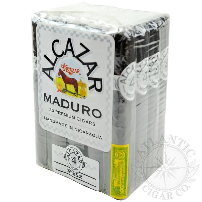 Alcazar #4 Maduro