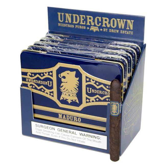 Liga Undercrown Coronets 4x32 Tins