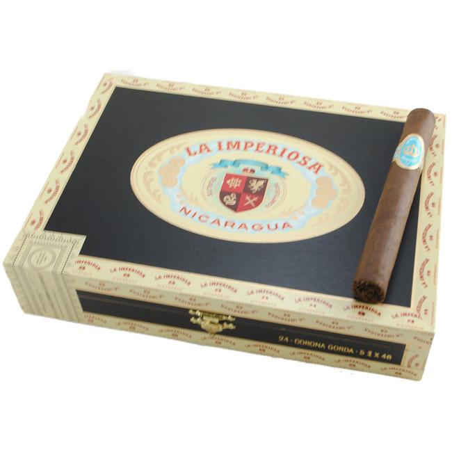 La Imperiosa by Crowned Heads Corona Gorda (5-3/4x46)