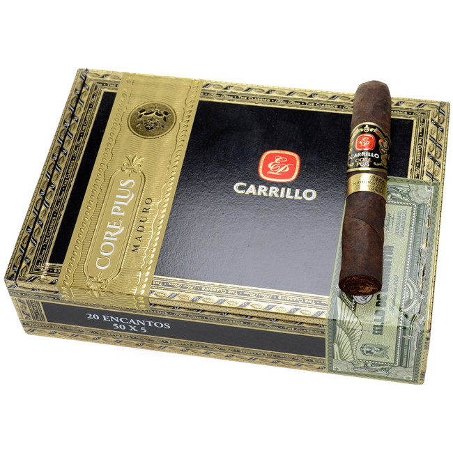 E.P. Carrillo Core Plus Maduro Encantos Robusto