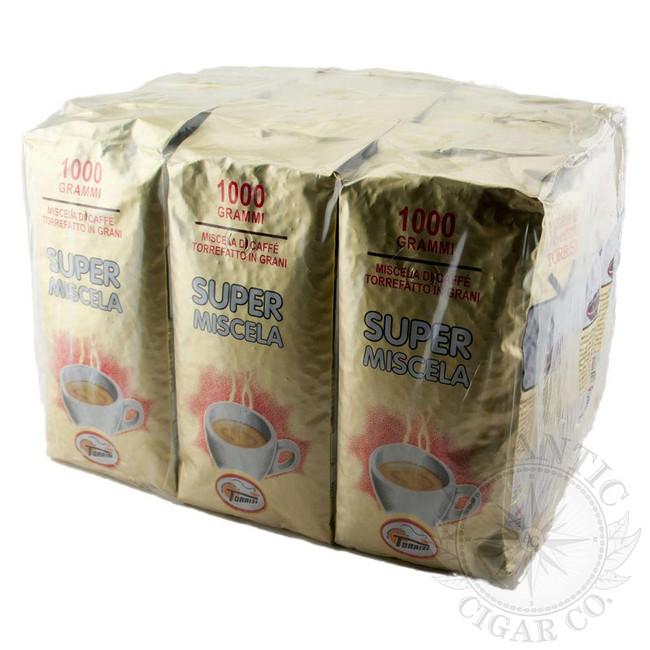 Torrisi Espresso Torrisi Super Miscela Case