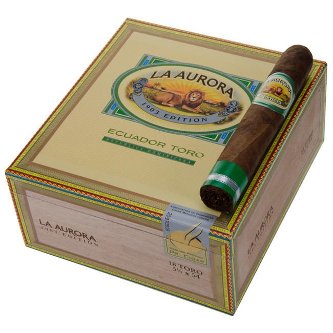 La Aurora Preferidos Emerald Sungrown Toro