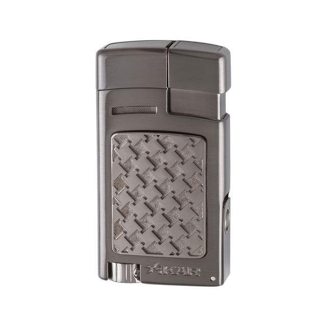 Xikar Forte Soft Flame Lighter Gunmetal