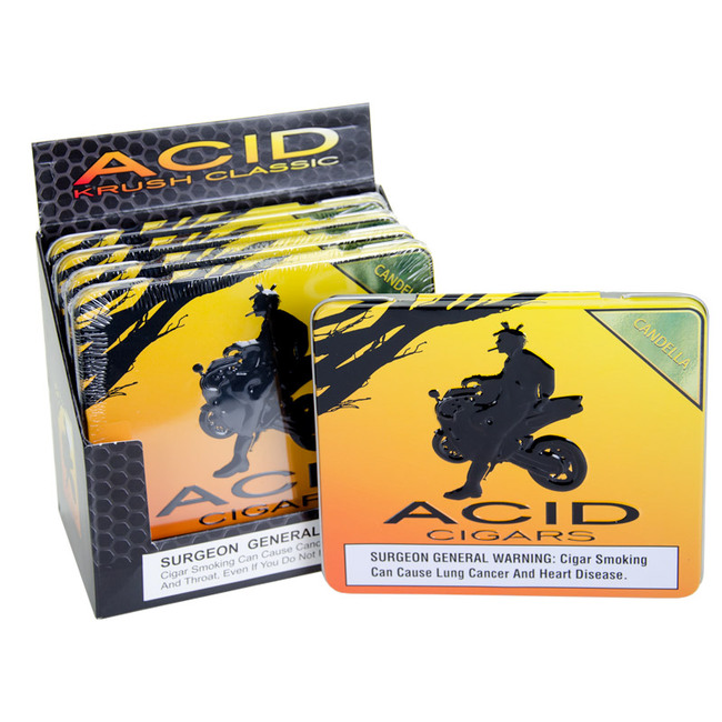 Acid Krush Tins Candela