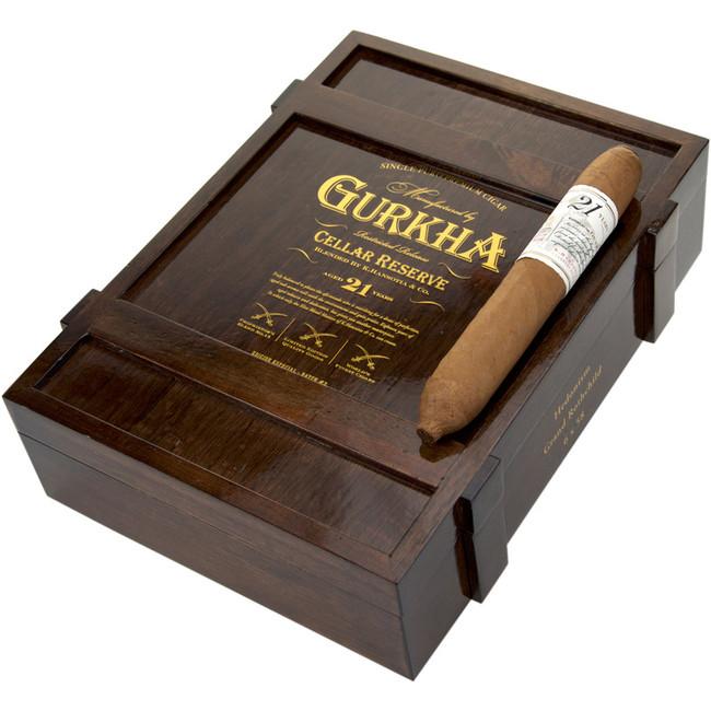 Gurkha Cellar Reserve 21 Year Hedonism Grand Robusto